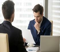 مصاحبه آزمون استخدامی دستگاه های اجرایی