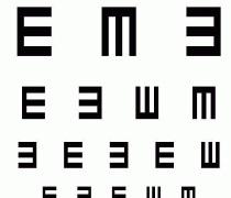 آخرین رتبه قبولی بینایی سنجی دانشگاه سراسری